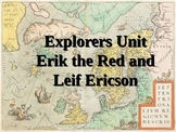 Erik the Red and Leif Ericson