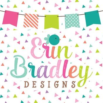 Credit Button - Erin Bradley Designs