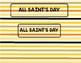 Erin Condren Planner Labels- Seasonal papers