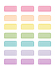 Erin Condren Teacher Planner Labels (HORIZONTAL)