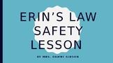 Erin's Law Power Point Presentation
