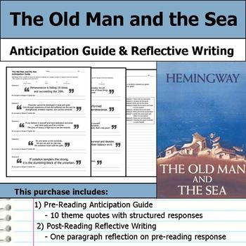 Ernest Hemingway Literature Unit - A Farewell to Arms & The Old Man and the Sea