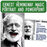 Ernest Hemingway Magic Portrait Video & PowerPoint for Aut
