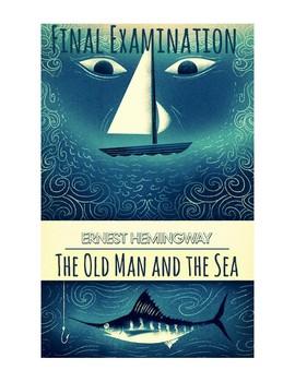 ernest hemingways the old man and the sea final exam w answer  original  jpg
