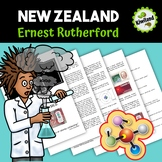Ernest Rutherford Reading Comprehension:Innovator and Inventor Atoms