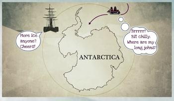 Ernest Shackleton (Prezi)