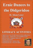 Ernie Dances to the Didgeridoo by Alison Lester - Literacy