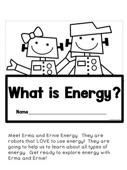 What is Energy with Erma and Ernie Energy