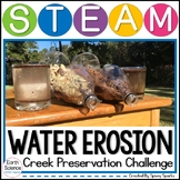Water Erosion STEM and STEAM Challenge