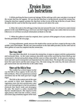 Erosion Boxes (Geology)