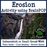 Erosion BrainPOP