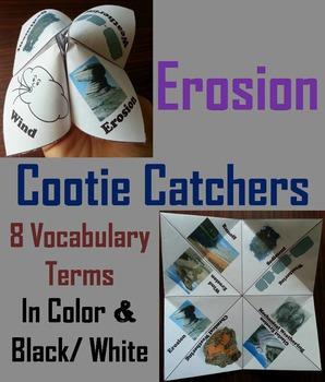 Weathering and Erosion Game/ Activity (Geology Unit)