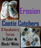 Weathering and Erosion Activity/ Foldable Game  (Geology Unit)