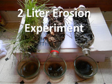 Erosion Experiment 2 liter (STEM)
