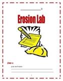 Erosion Lab Forms