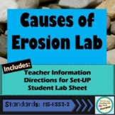 Hands-On Erosion Factors Learning Stations Centers Lab