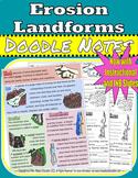 """Erosion Landform """"Doodle"""" Style Notes"""
