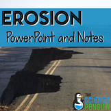 Erosion PowerPoint and Notes
