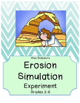 Erosion Simulation Experiment