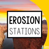 Erosion Stations | Science centers for weathering, erosion