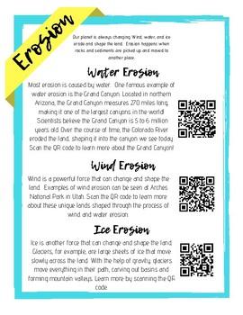 Erosion--Virtual Field Trip
