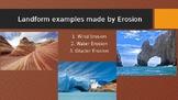 Erosion and Deposition 88 slide PowerPoint Presentation