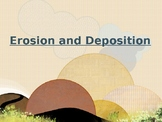 Erosion and Deposition Notes