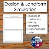 Erosion and Land Form Simulation