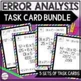 Error Analysis Bundle