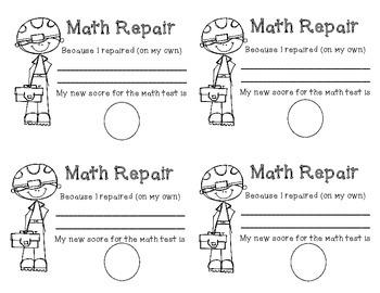 Error Analysis Math Note