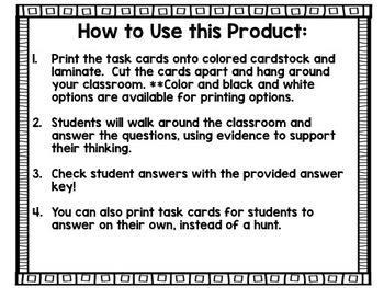Error Analysis: PERIMETER! {A 3rd Grade Review Hunt}
