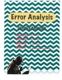 Error Analysis Simplify Rationals