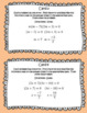 Error Analysis:  Solving Polynomials by Factoring
