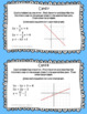Graphing Linear Equations (Solve for Y):  Error Analysis