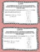 Error Analysis: Writing Equations of Parallel and Perpendicular Lines