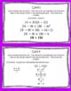 Error Analysis of Complex Operations