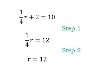 Error Analysis of Equations
