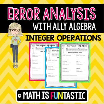 Error Analysis with Ally Algebra - Integer Bundle