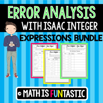 Error Analysis with Isaac Integer - Expressions Bundle