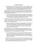 Error Correction Practice Level 1 Spanish
