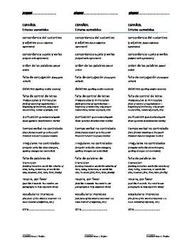 Feedback Guide for SPEAKING Tasks