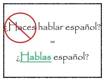 Errores Mortales de Español (Deadly Sins of Spanish)