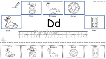 Errorless ABC Level 1-3 Worksheets