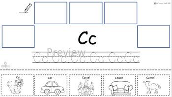Errorless ABC Level One Worksheets