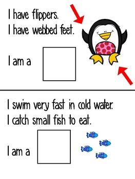 Errorless Adapted Book: Penguins