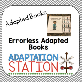Errorless Adapted Books