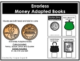 Errorless Learning Adapted Money Books (Coins and Bills)