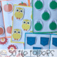 Errorless Color File Folders and Worksheets for Special Education