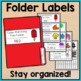 Errorless Color Matching File Folder Activities for Special Education and Autism