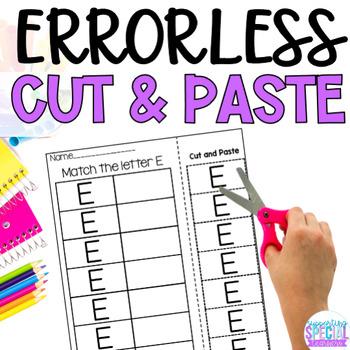 Errorless Cut And Paste